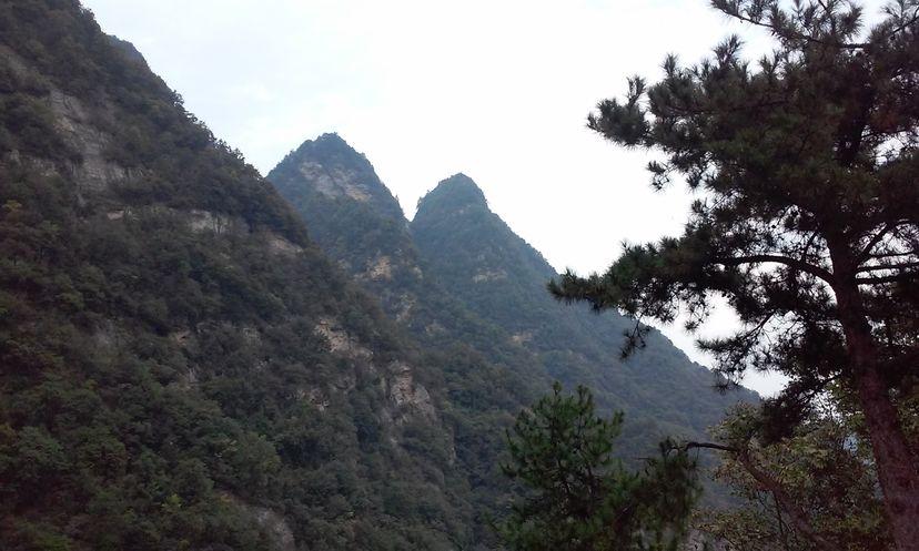 горы Уданьшань