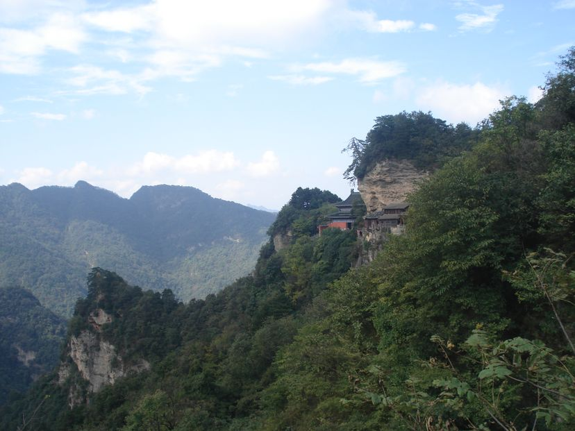 наньян храм