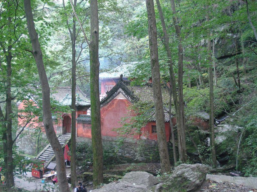 даосский храм