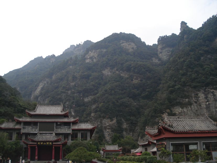 Уданьшань горы