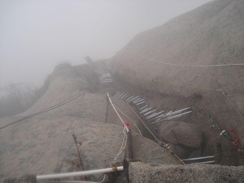 Хуашань горы