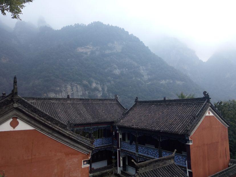 Запретный город Уданьшаня