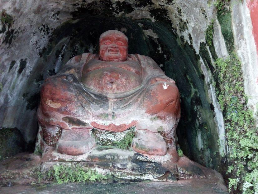 буддистский храм Китай