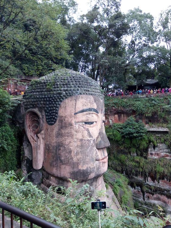 Большой Будда Китай