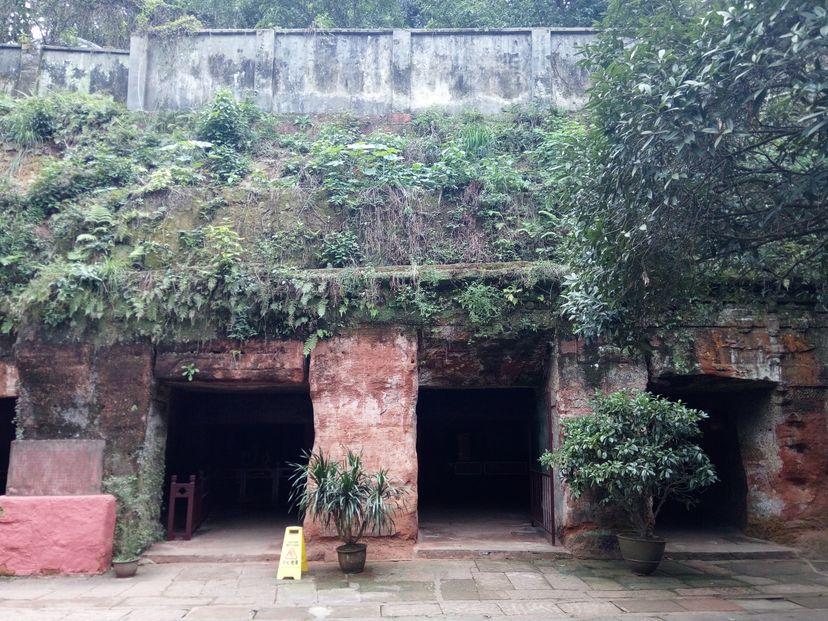 пещеры Китай