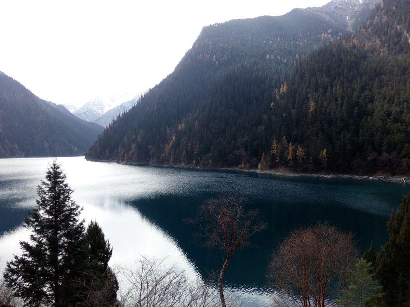 Цзичжайгоу озеро
