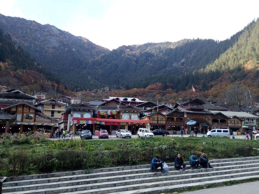 деревня Шучжэн