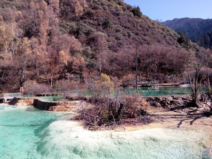 Озера лесного парка Далу