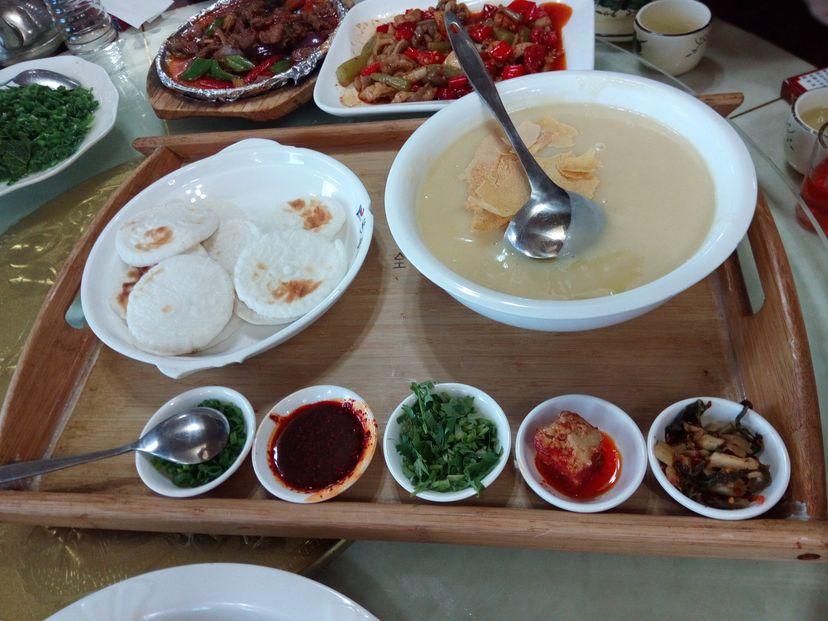 кухня Баи Китай