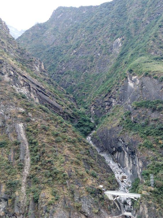 Ущелье Прыгающего Тигра