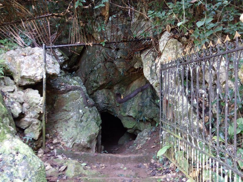 пещера Лаос