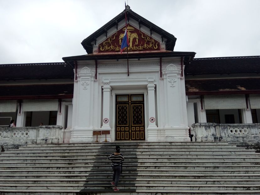 национальный музей Луанг Прабанга