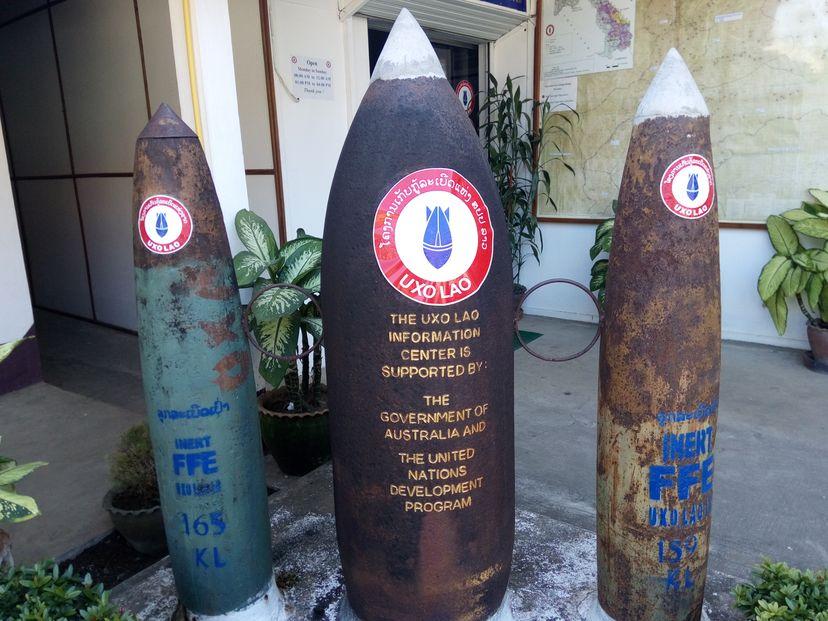 военный музей в Луанг Прабанге