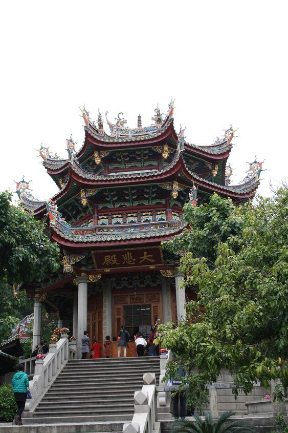 сямынь храм