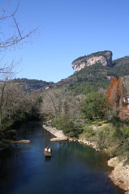 река в уишань