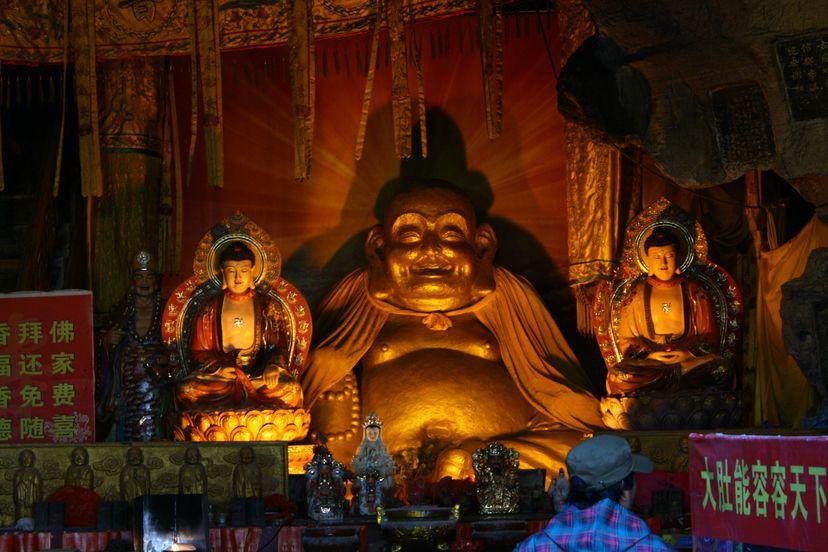 Будда в Гуйлинь