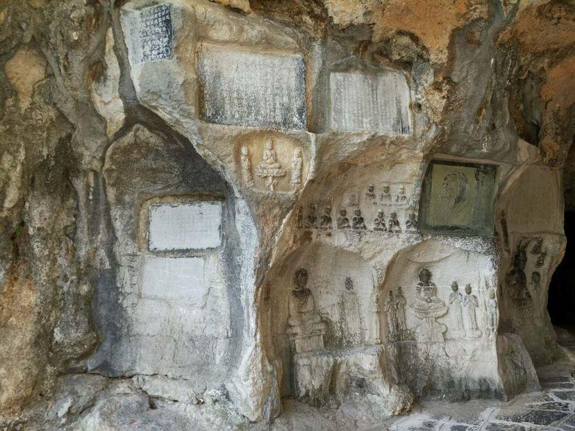 Гуйлинь пещеры