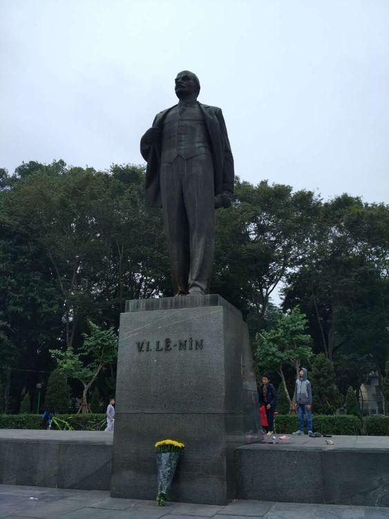 Ленин в Ханое