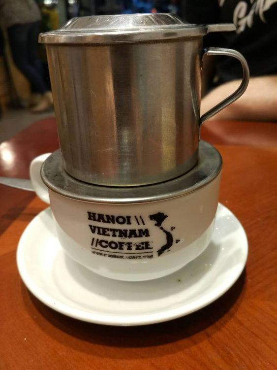 кофе фильтр Вьетнам