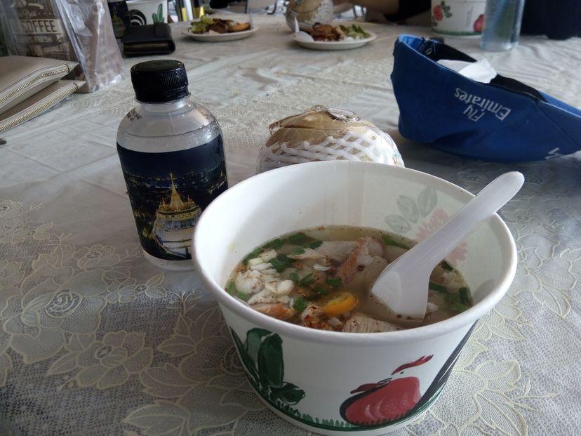 бесплатная еда бангкок