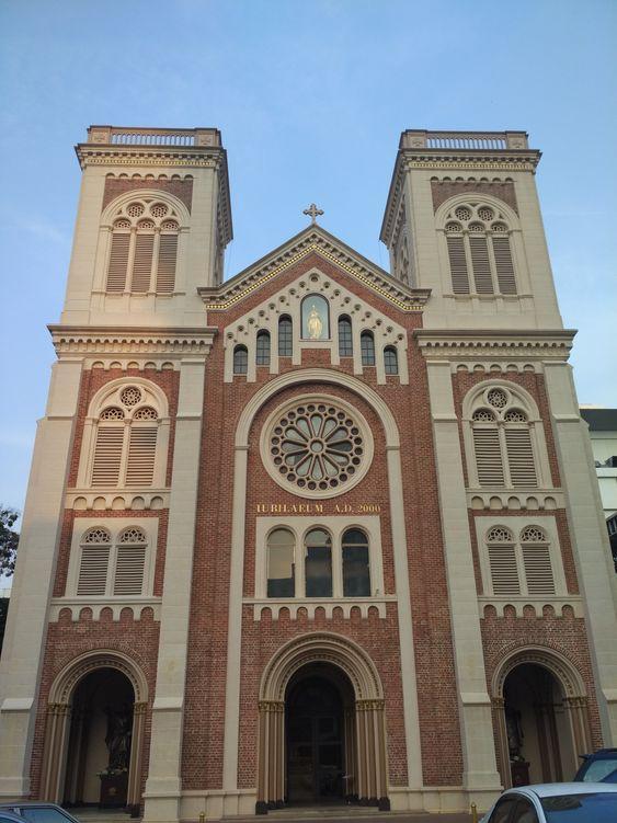 церковь в бангкоке