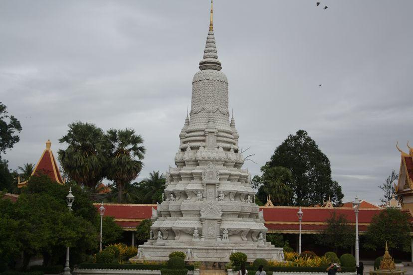 Королевский дворец Камбоджи