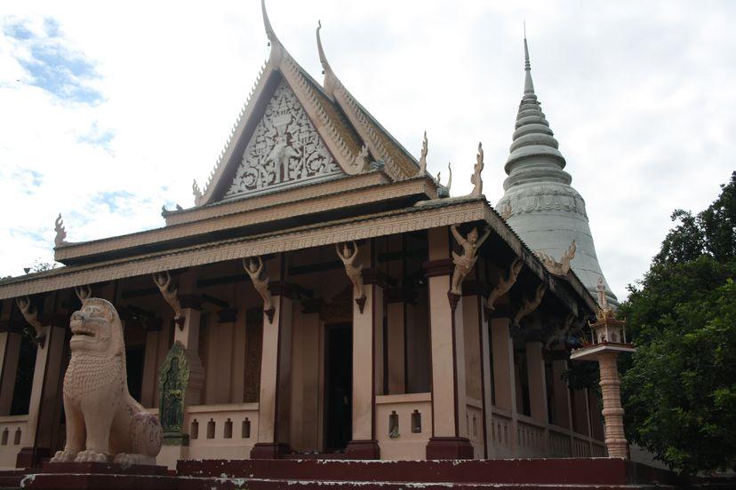 храм Ват Пном Пень