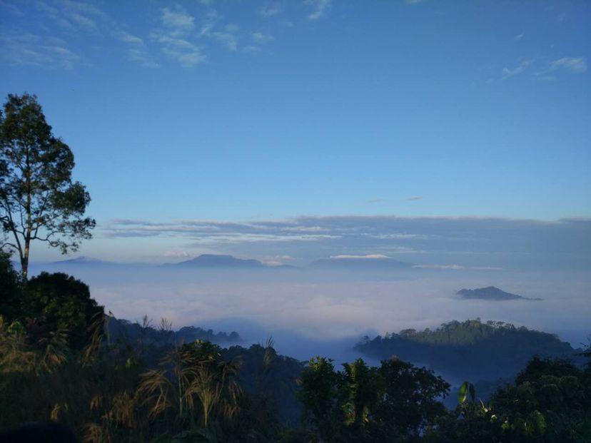облачное море каенг крачан