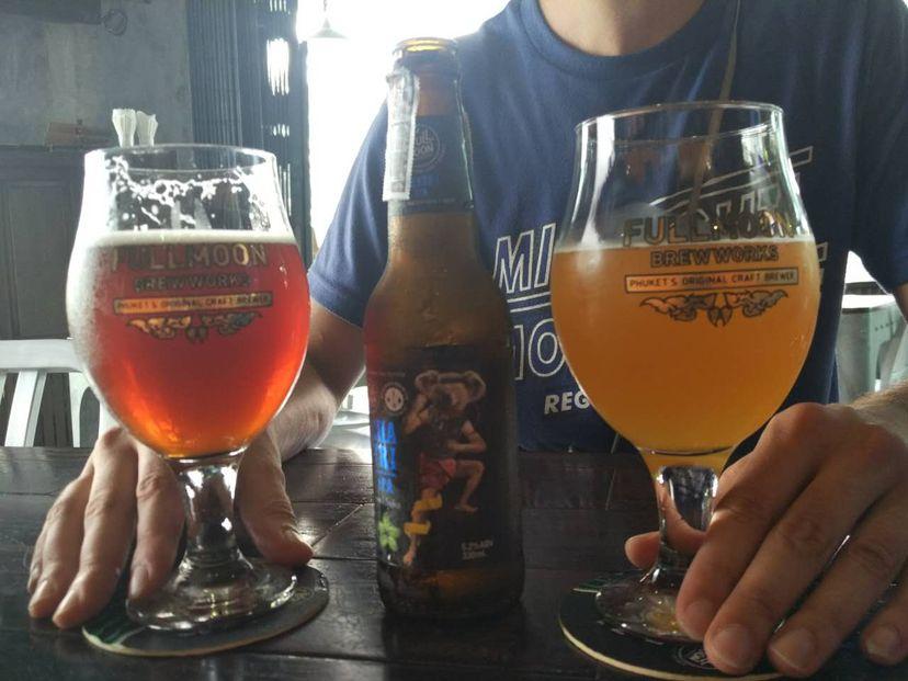 крафтовое пиво Пхукет