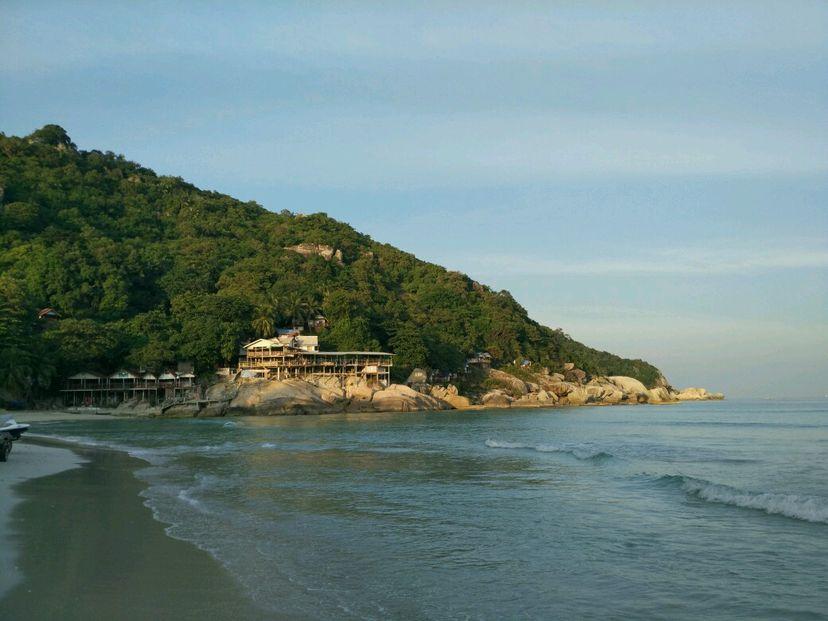 пляж Хадрин Тайланд