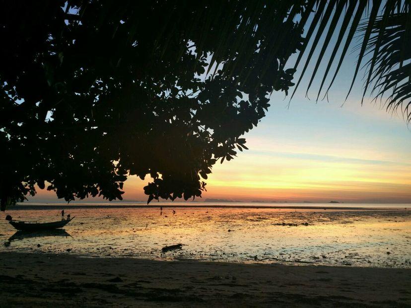 пляж панган тайланд
