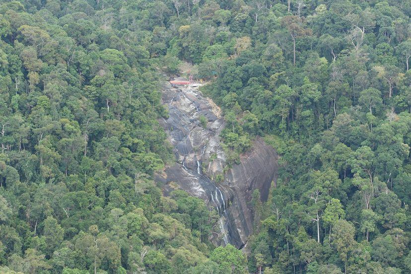 водопад Лангкави