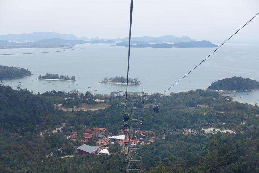 канатная дорога Лангкави