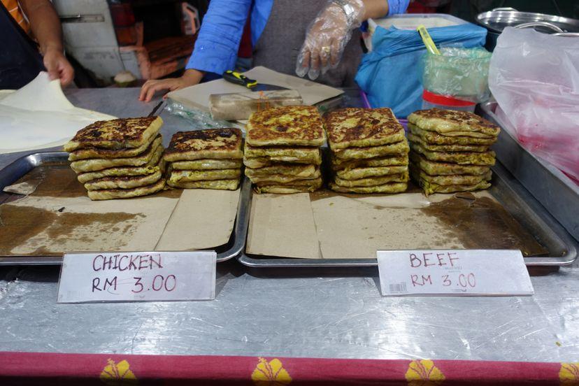 Ночные рынки Лангкави