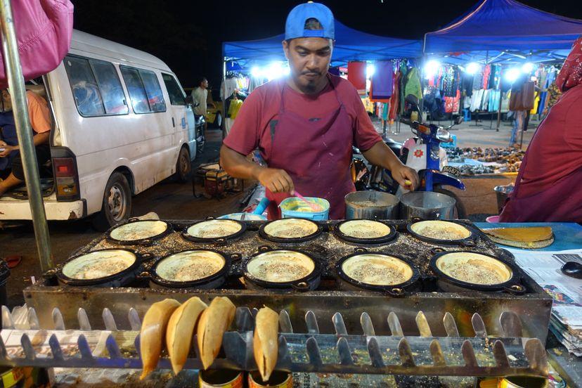 Еда Малайзия