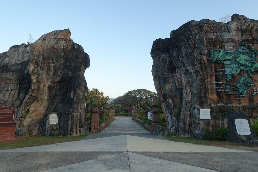 парк Легенда Лангкави