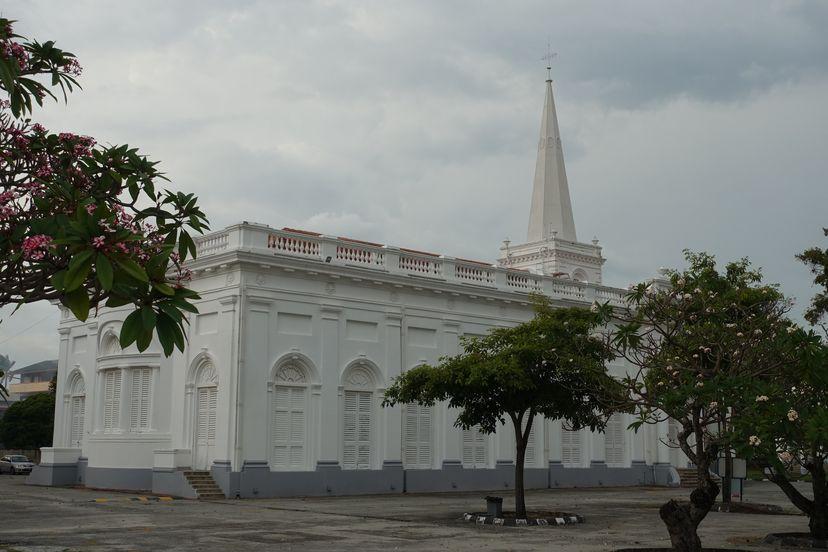 церковь в Пенанге