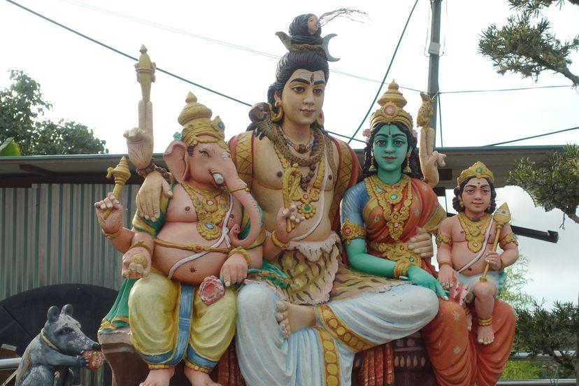 индийские храмы в Пенанге