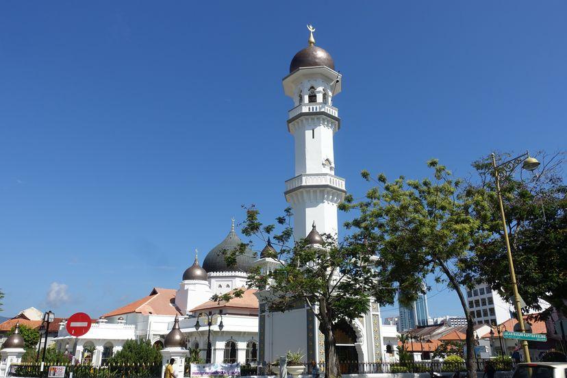 мечеть в Пенанге
