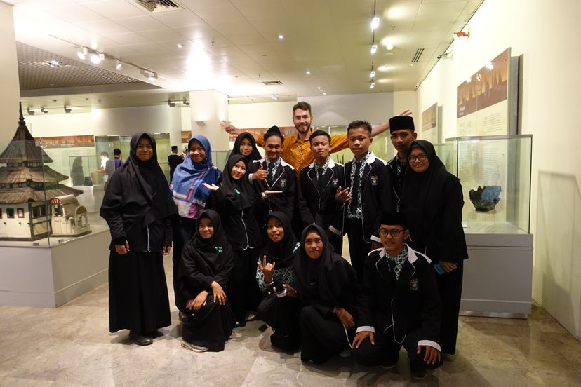 Национальный музей Джакарты
