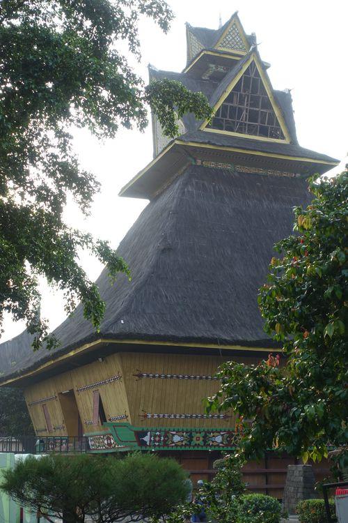 Парк Индонезия в миниатюре