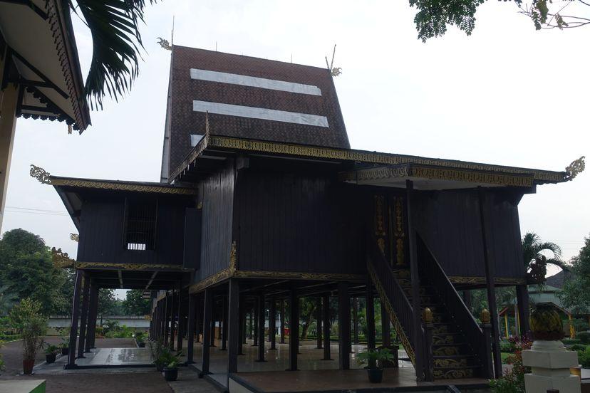 парк мини Индонезия