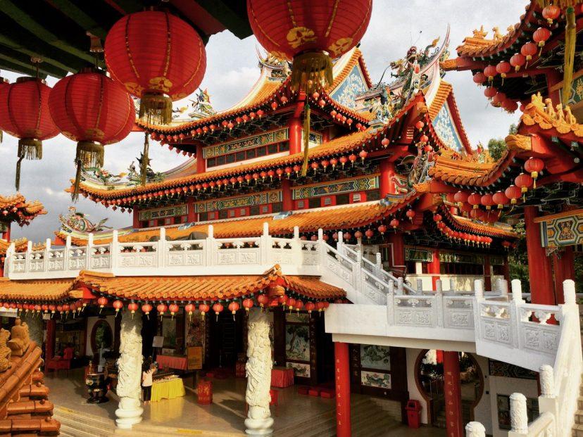 Китайский храм Тьен Хоу
