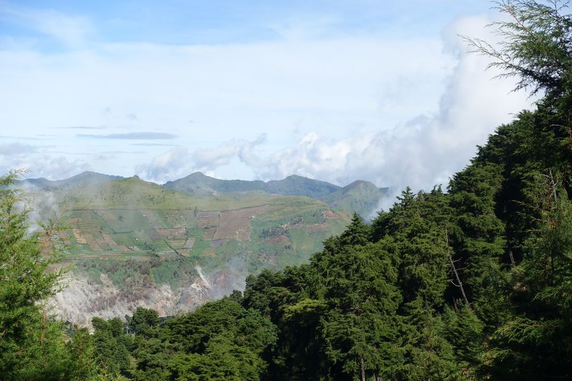 Гора Прау