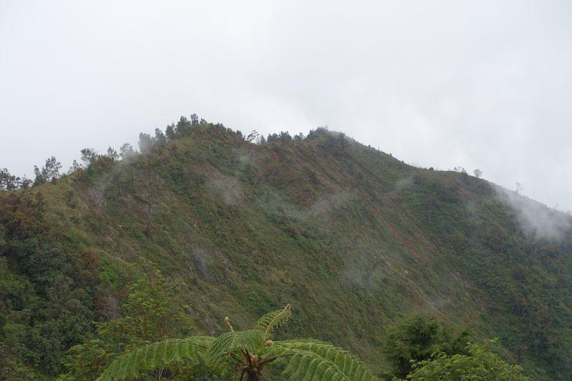 гора Прау Индонезия
