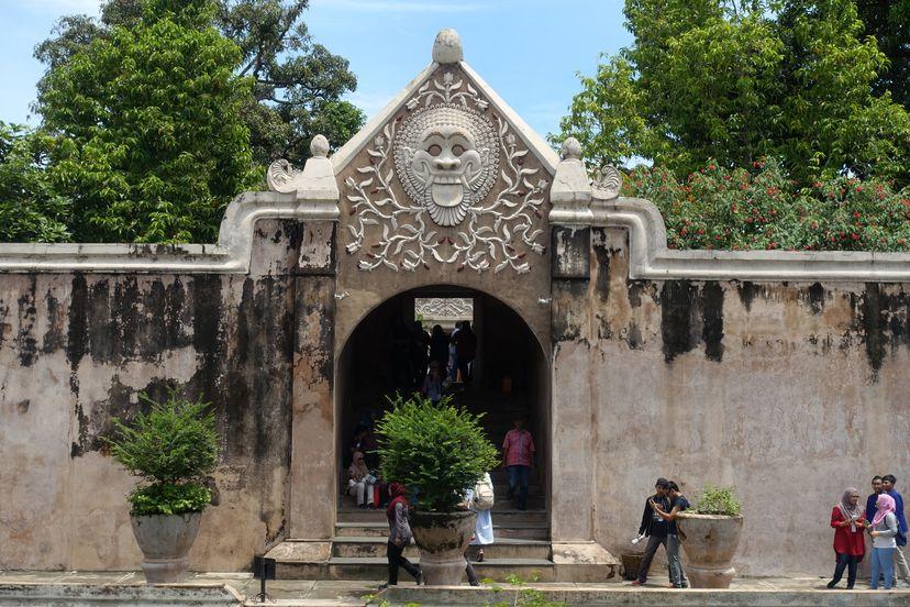 Водный дворец Taman Sari