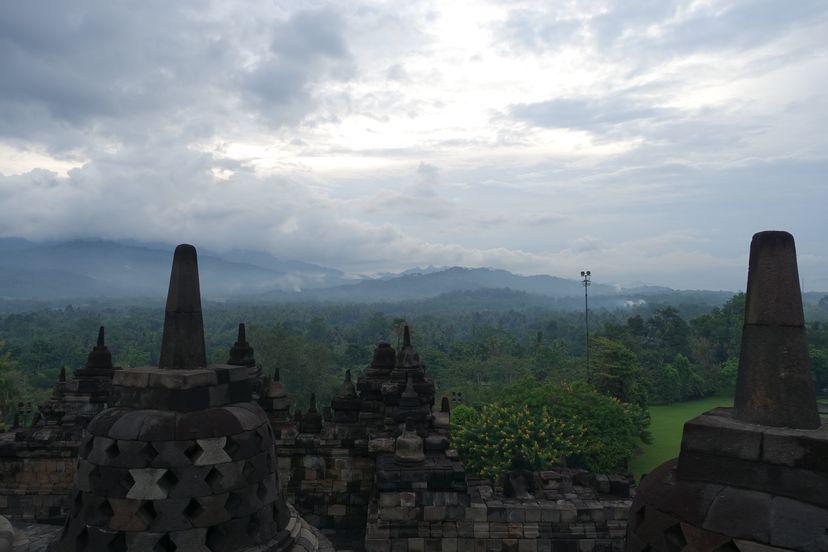 Боробудур Индонезия