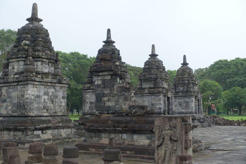 храм Прамбанан на Яве
