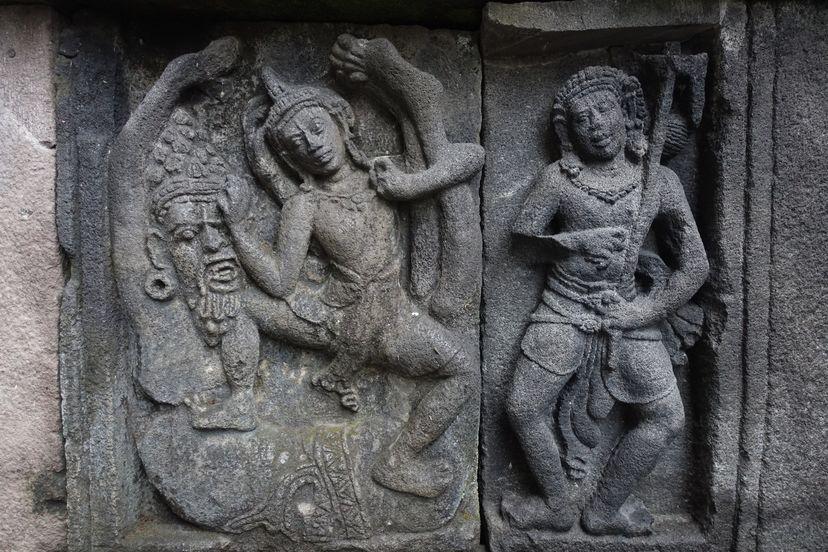 Прамбанан храм