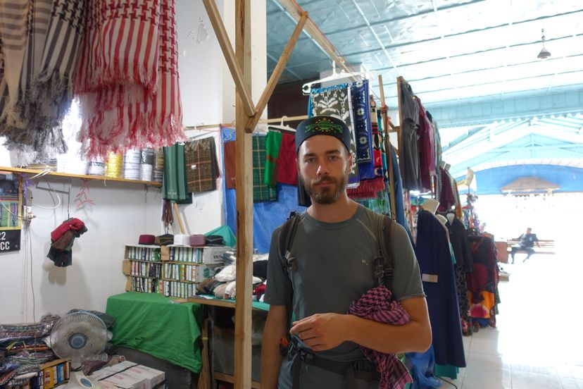 Рынок Батика в Соло (Суракарта)
